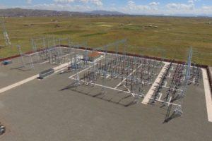 Nueva red de transmisión eléctrica Azángaro-Juliaca-Puno en 220 kV ya está en operaciones