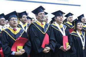 Profesionales del MEM concluyen maestría en Gestión Pública con mención en Sistemas Energéticos