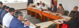 Ejecutivo confía en que Mesa de Trabajo arribe a solución dialogada por controversia sobre la central hidroeléctrica Chaglla