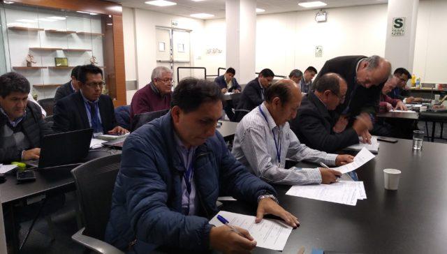 """Curso in house en OSINERGMIN (Grupo 1): """"Operación, Mantenimiento y Sistemas de Protección en Redes de Distribución"""""""