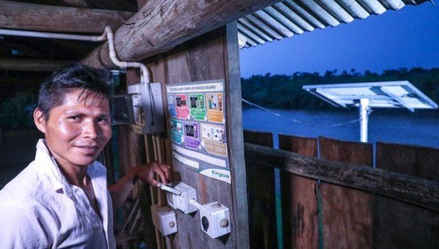 Minem: más de 26,500 viviendas de zonas rurales del centro del país serán electrificadas con paneles solares