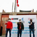 Minem inicia construcción de 415 Km. de redes de gas natural para familias en Ventanilla y Carabayllo